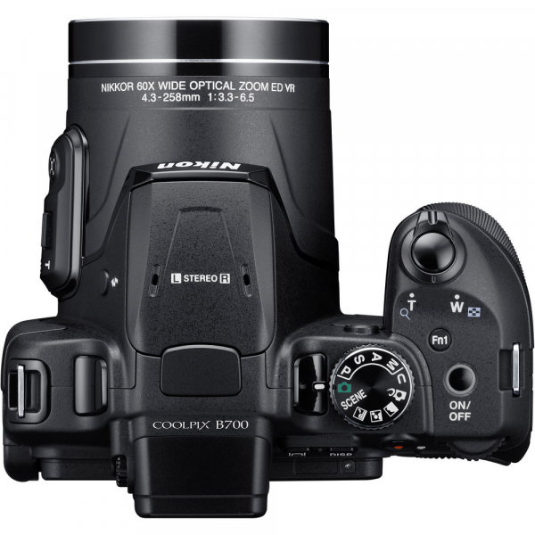 Nikon Coolpix B700 negru 9