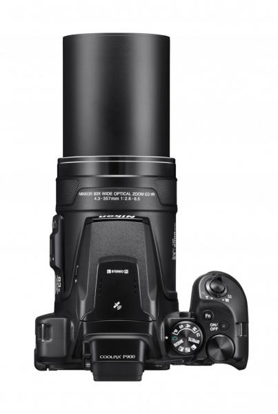 Nikon Coolpix P900 - negru 7