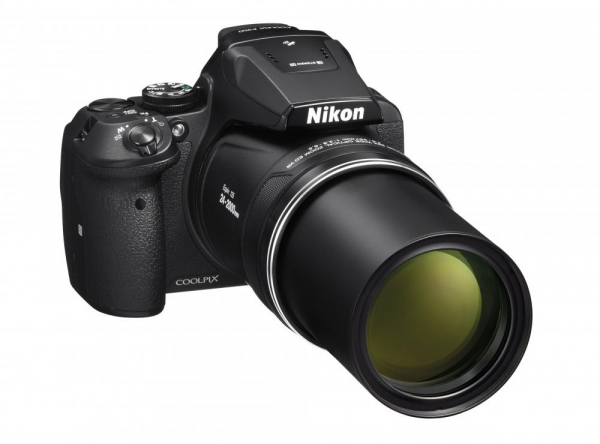 Nikon Coolpix P900 - negru 5