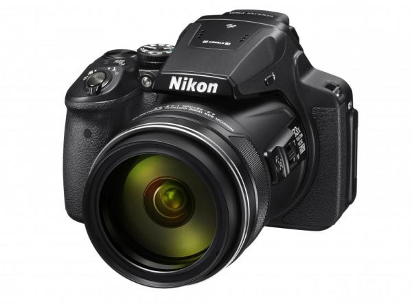 Nikon Coolpix P900 - negru 4