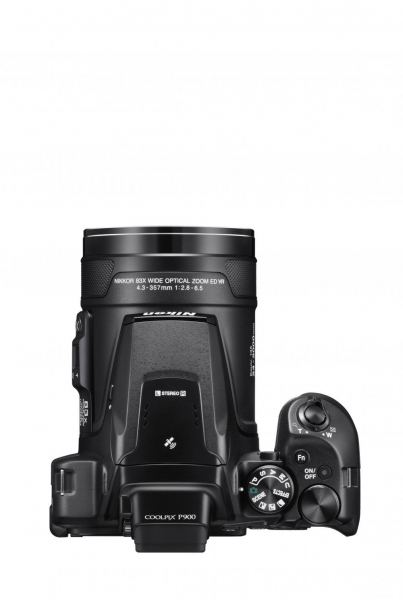 Nikon Coolpix P900 - negru 6