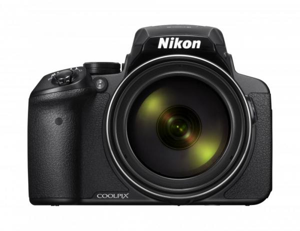 Nikon Coolpix P900 - negru 0
