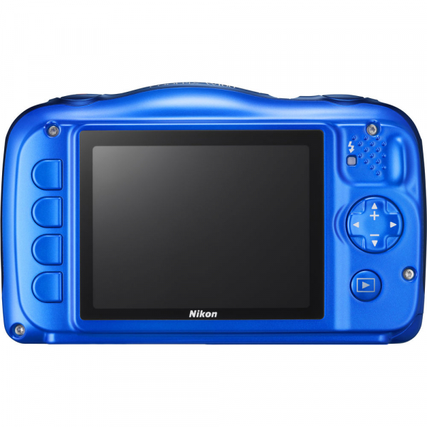 Nikon Coolpix W100 - subacvatic, filmare FHD Kit cu Rucsac -albastru 4