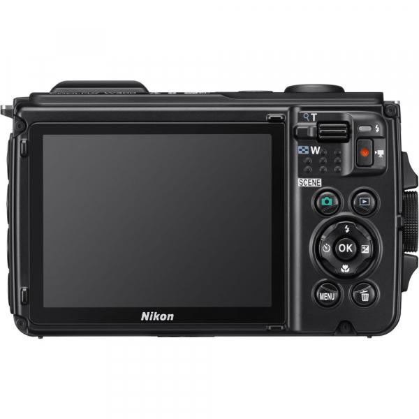 Nikon Coolpix W300 - subacvatic, filmare 4K - portocaliu 3