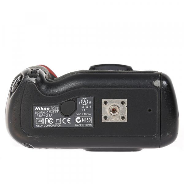 Nikon D2 H +  Nikon D2 X (S.H.) , PACHET 10