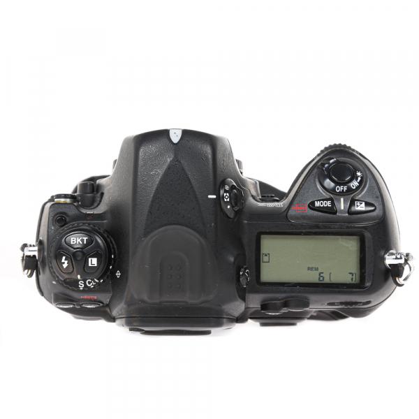 Nikon D2 H +  Nikon D2 X (S.H.) , PACHET 3
