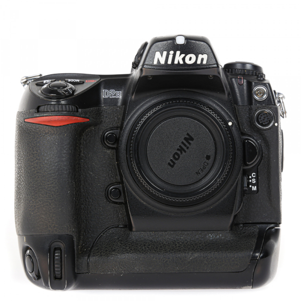 Nikon D2 H +  Nikon D2 X (S.H.) , PACHET 7
