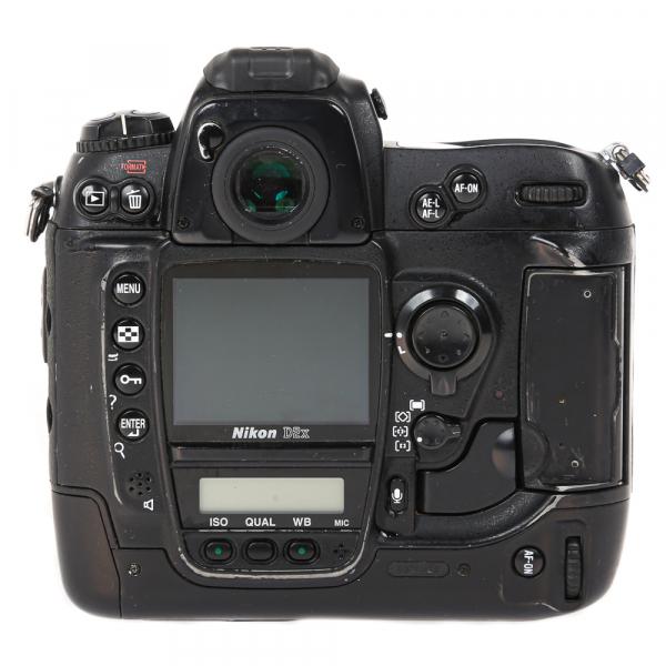 Nikon D2 H +  Nikon D2 X (S.H.) , PACHET 2