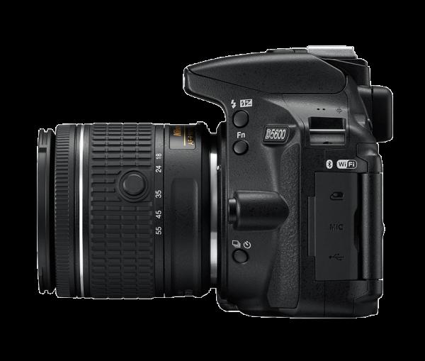 Nikon D5600 Kit AF-P 18-55mm VR, Negru 5