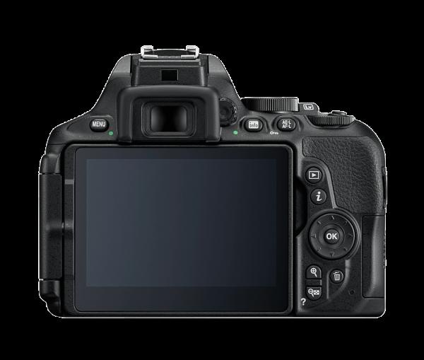 Nikon D5600 Kit AF-P 18-55mm VR, Negru 3
