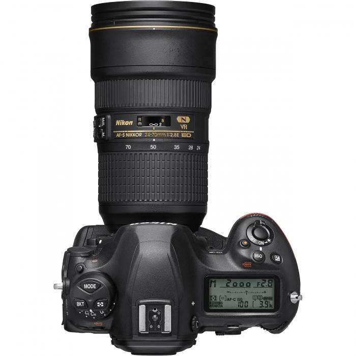 Nikon D6 Dual CFexpress  aparat foto DSLR 20.8Mpx FX 4K  , body 3