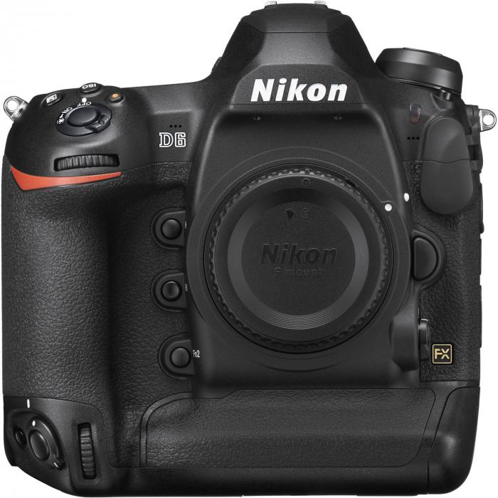 Nikon D6 Dual CFexpress  aparat foto DSLR 20.8Mpx FX 4K  , body 0