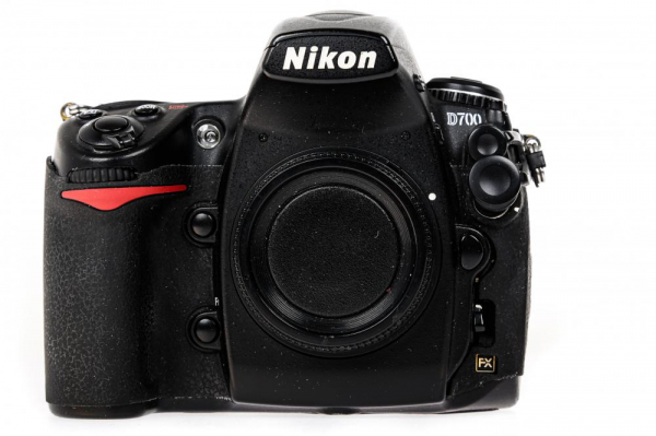 Nikon D700 body (Second Hand) 0