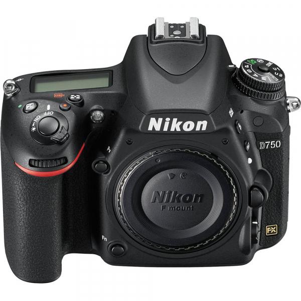 Nikon D750 body 7