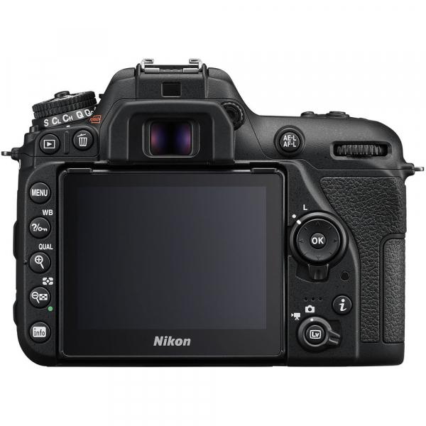 Nikon D7500 kit + Nikon 18-140mm VR 3