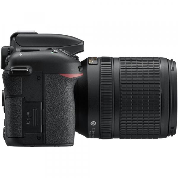 Nikon D7500 kit + Nikon 18-140mm VR 7