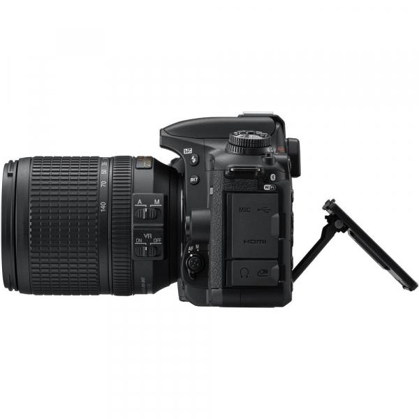 Nikon D7500 kit + Nikon 18-140mm VR 5