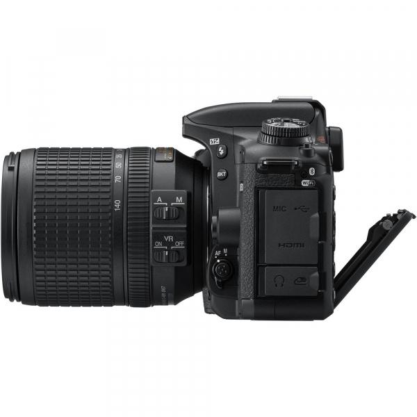 Nikon D7500 kit + Nikon 18-140mm VR 6