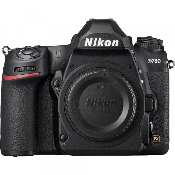 Nikon D780 aparat foto DSLR 24.5Mpx FX 4K , body 0