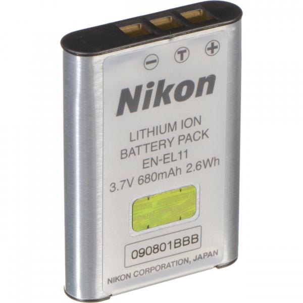 Nikon EN-EL11,  acumulator pentru S550 / S560 [0]