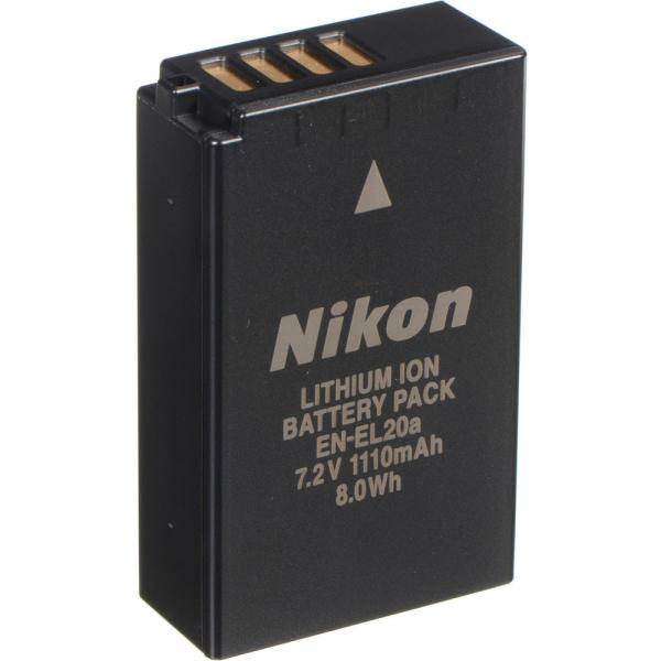 Nikon EN-EL20a - acumulator  foto 0