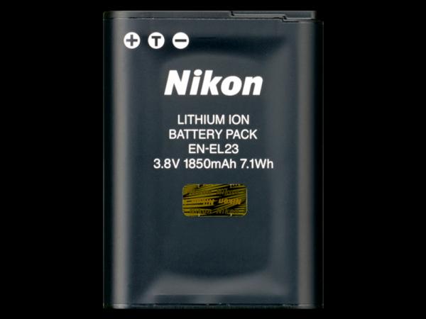 Nikon EN-EL23 , acumulator foto 0