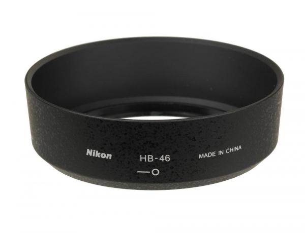 Nikon HB-46, parasolar  pentru Nikon 35mm f/1.8 0