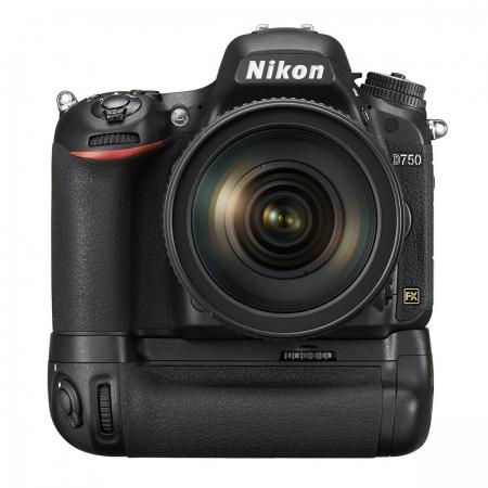 Nikon MB-D16 - grip pentru Nikon D750 2