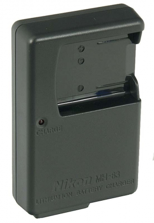 Nikon MH-63 incarcator pentru acumulatori Nikon EN-EL10 (S.H.) [0]