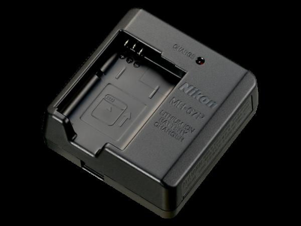 Nikon MH-67P  incarcator pentru acumulatorul  Nikon EN-EL 23 0