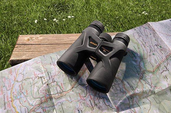 Nikon PROSTAFF 3S 10X42 - Binoclu 8