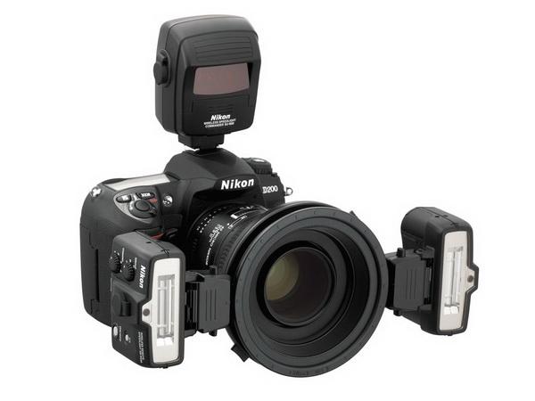 Nikon SB-R200 Macro-Slave TTL fara fir [2]