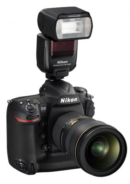 Nikon Speedlight SB-5000 AF i-TTL - blitz cu comanda radio 2