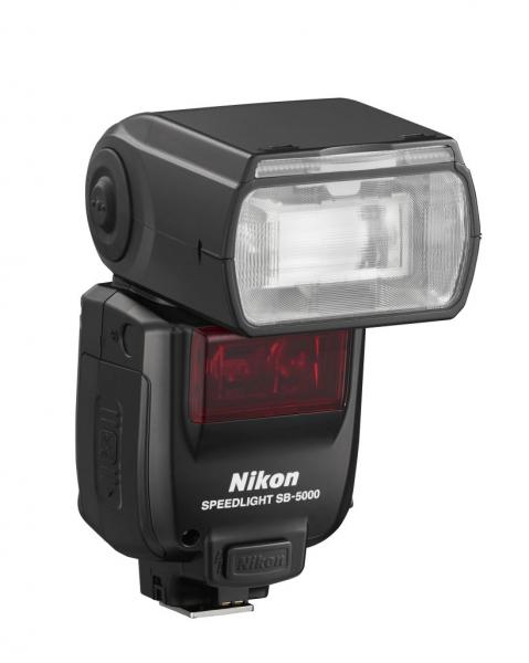 Nikon Speedlight SB-5000 AF i-TTL - blitz cu comanda radio 0