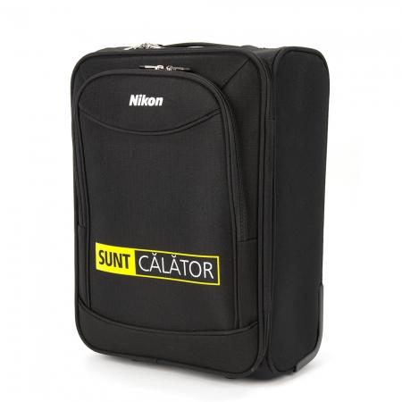 """Nikon - troler """"Sunt calator"""" [0]"""