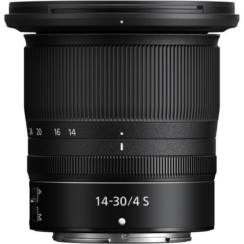 Nikon Z 14-30mm f/4 S , obiectiv Mirrorless 1