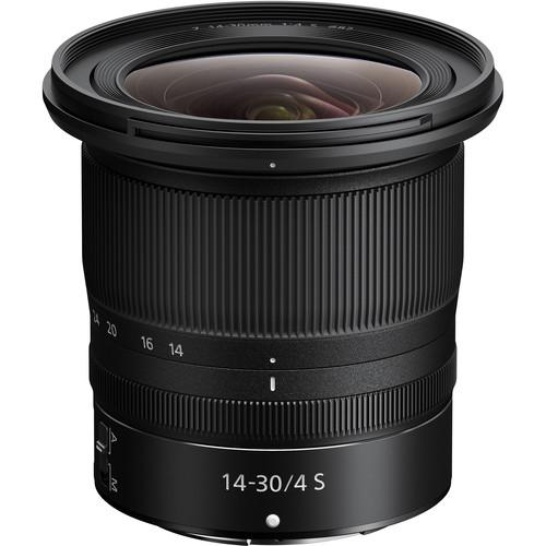 Nikon Z 14-30mm f/4 S , obiectiv Mirrorless 0