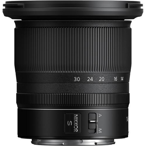 Nikon Z 14-30mm f/4 S , obiectiv Mirrorless 2