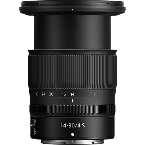 Nikon Z 14-30mm f/4 S , obiectiv Mirrorless 3