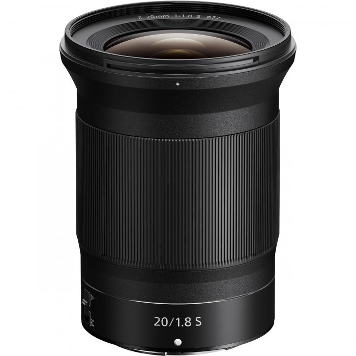 Nikon Z 20mm f/1.8 S , obiectiv Mirrorless [0]
