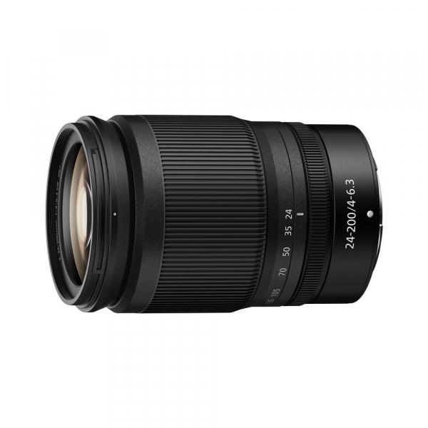 Nikon Z 24-200mm f/4-6.3, obiectiv Mirrorless  0