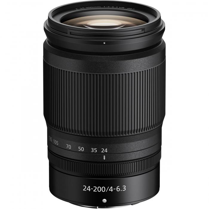 Nikon Z 24-200mm f/4-6.3, obiectiv Mirrorless [0]