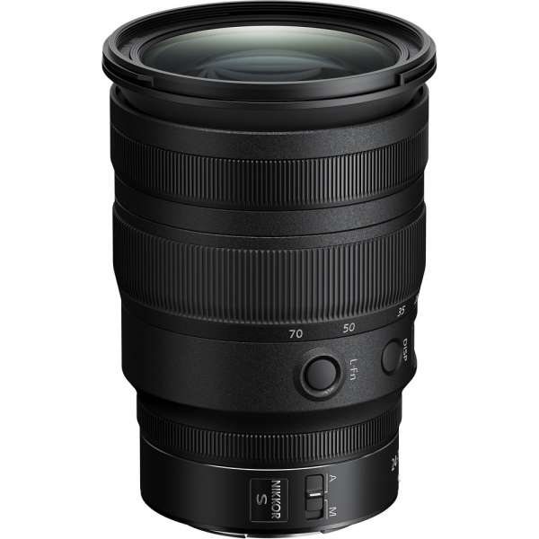 Nikon Z 24-70mm f / 2.8 S - obiectiv Mirrorless 1