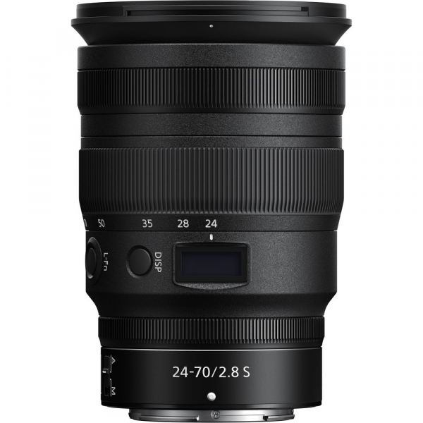 Nikon Z 24-70mm f / 2.8 S - obiectiv Mirrorless 2