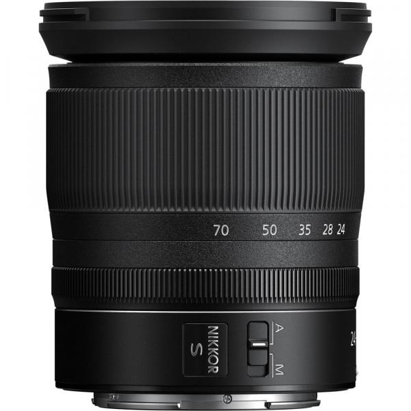 Nikon Z 24–70mm f/4 S , obiectiv Mirrorless  2