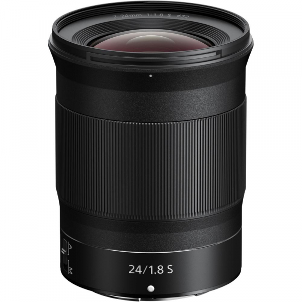 Nikon Z 24mm f/1.8 S , obiectiv Mirrorless 0