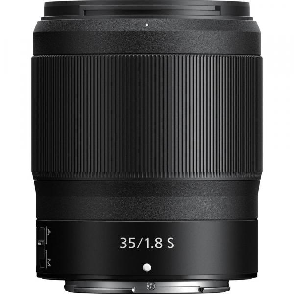Nikon Z 35mm f/1.8 S , obiectiv Mirrorless 1