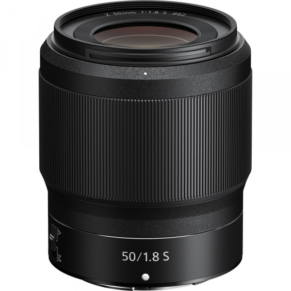 Nikon Z 50mm f/1.8 S , obiectiv Mirrorless 0