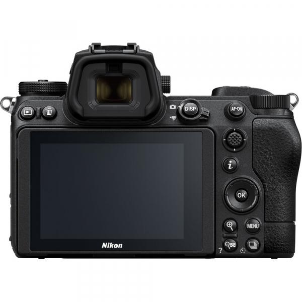 Nikon Z 6II  + Kit cu Adaptor FTZ si NIKKOR Z 24-70mm f/4 S - Nikon Z 6II Mirrorless Digital Camera - Nikon 4