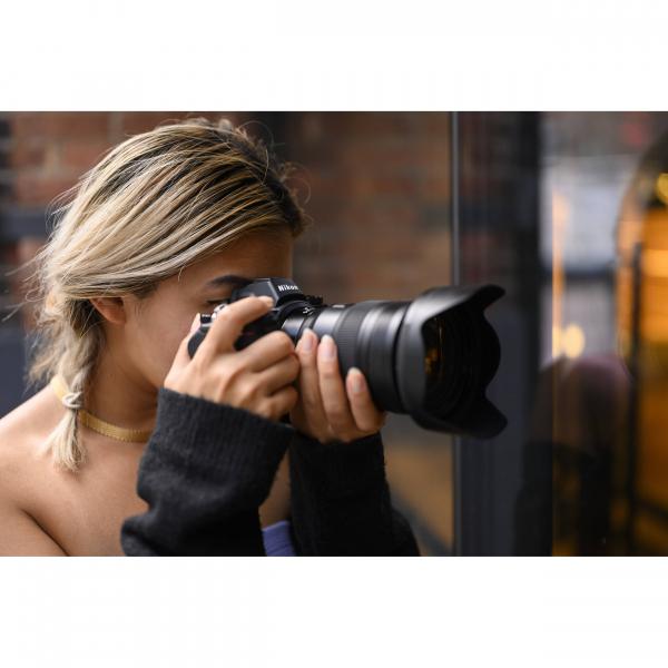 Nikon Z 6II  + Kit cu Adaptor FTZ si NIKKOR Z 24-70mm f/4 S - Nikon Z 6II Mirrorless Digital Camera - Nikon 11